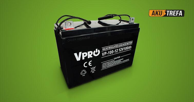 Akumulatory VPRO Poznań