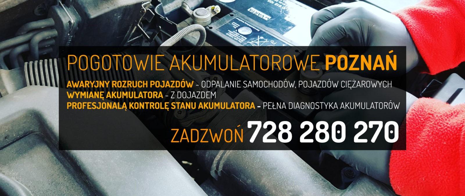 akumulatory Poznań