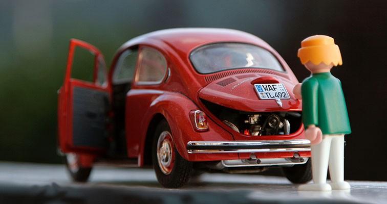 Sprawdzenie historii pojazdu
