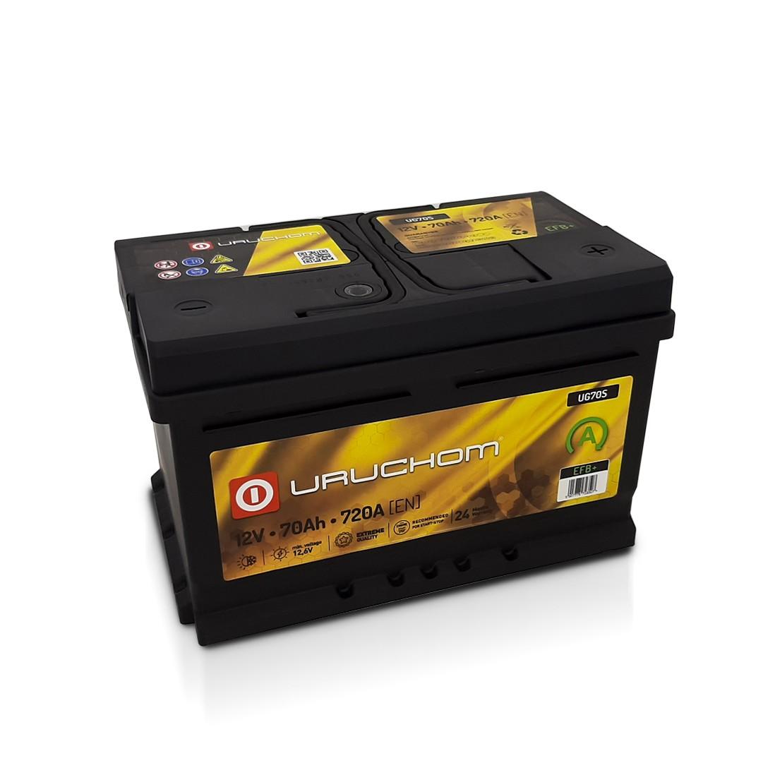 Akumulatory EFB Plus