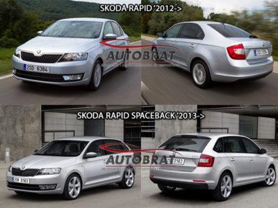 Części zamienne i akcesoria samochodowe dla samochodów Skoda