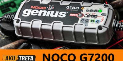 Ładowarka NOCO G7200 Poznań - NOCO Genius