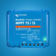Regulator Mppt 75/15A firmy Victron Energy